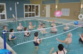 Spring House Estates Community Swimming Pool